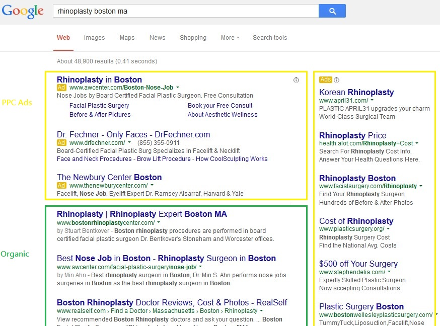 SEO for Surgeons