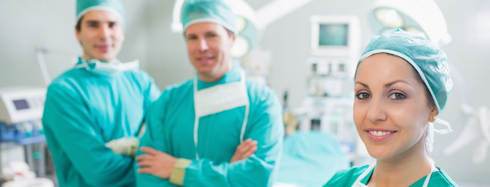 Keep Your Surgery Team Busy